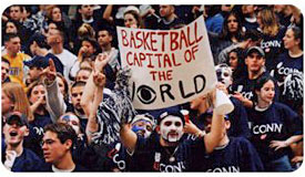 UConn is the Basketball Capitol