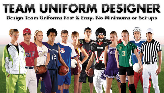Team uniform Designer