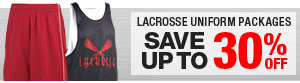 Lacrosse Uniform Packages