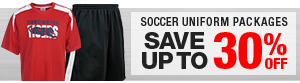 Soccer Uniform Package