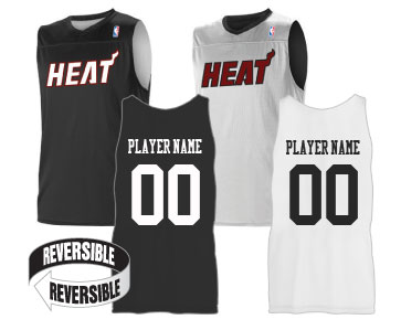 Miami Heat NBA Jerseys