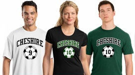 Custom Team Sports T-Shirts