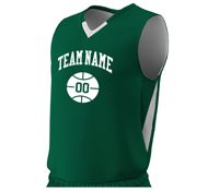 custom basketball practice jerseys