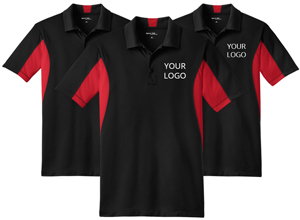 Custom Coaches Apparel   Custom Coaches Polos 0e2e66154