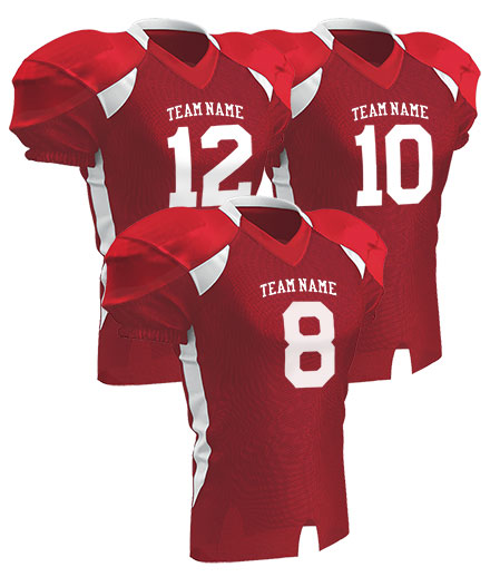 best authentic 3e6fa a851d Custom Football Uniforms and Custom Football Jerseys