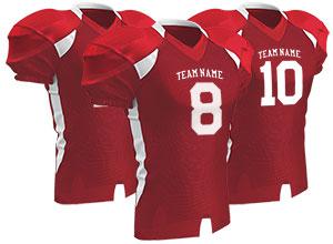 Custom Football Jerseys | Personalized Football Team Uniforms