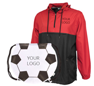 Custom Soccer Spirit Wear