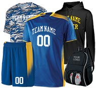 Custom Soccer Uniform Packages