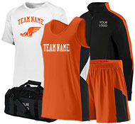 Custom Track Uniform Packages