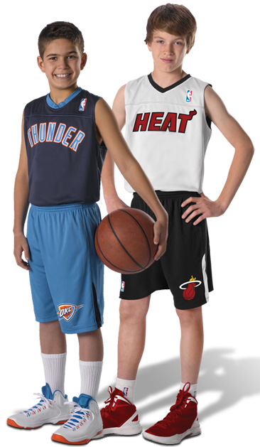 0db9661bc63 Custom NBA Basketball Jerseys with Matching Shorts – Design Adult or ...