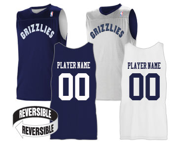 Memphis Grizzlies NBA Jerseys