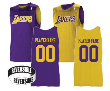 Los Angeles Lakers NBA Jerseys