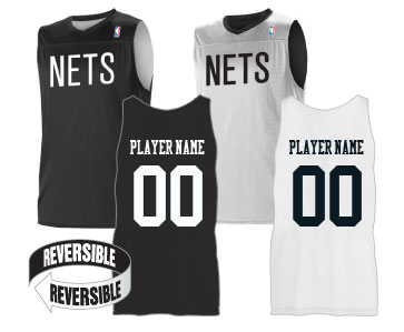 Brooklyn Nets NBA Jerseys