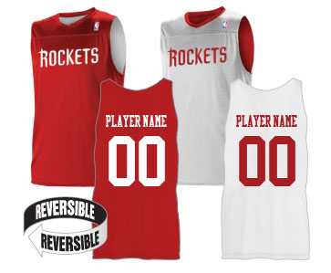 Houston Rockets NBA Jerseys