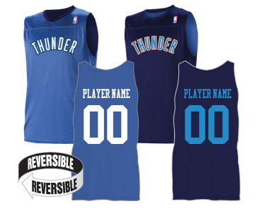 Oklahoma City Thunder NBA Jerseys