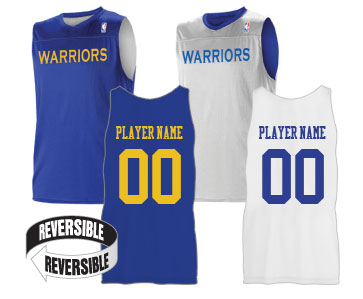 Golden State Warriors NBA Jerseys