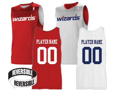 Washington Wizards NBA Jerseys