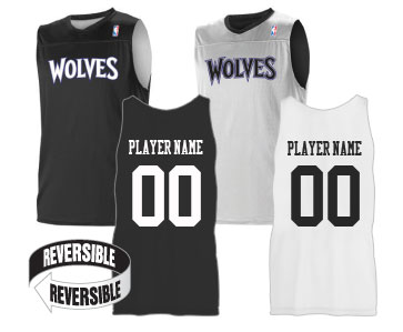 Minnesota Timberwolves NBA Jerseys