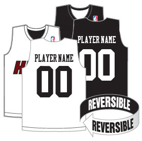 NBA Reversible Jerseys