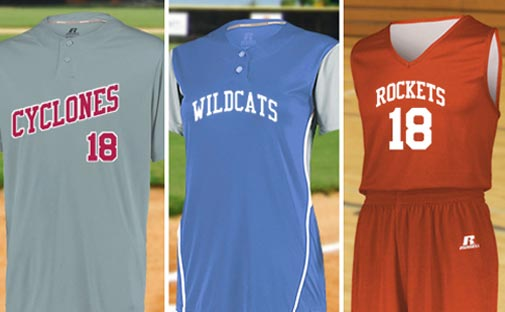 0f6a991c6 Design Custom Russell Team Uniforms Online
