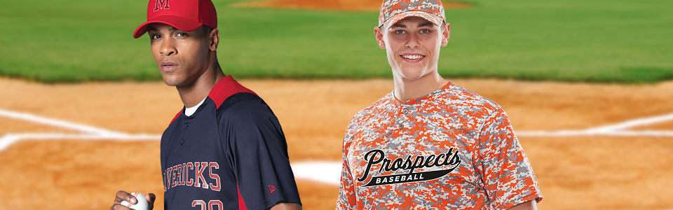uk availability 14a45 6ab67 Custom Mens Baseball Jerseys & Uniforms | TeamSportswear