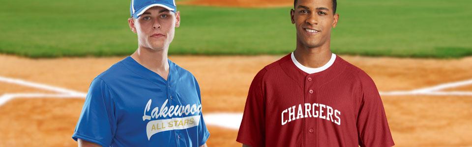 Custom Full-Button Baseball Jerseys  9dd9bab69