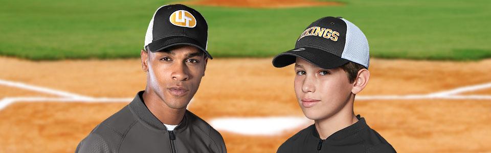 b51fd34d5d9 Custom Baseball Caps   Hats