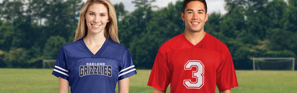 Custom Football Fan Jerseys   Football Fanwear 4f6acc8b1