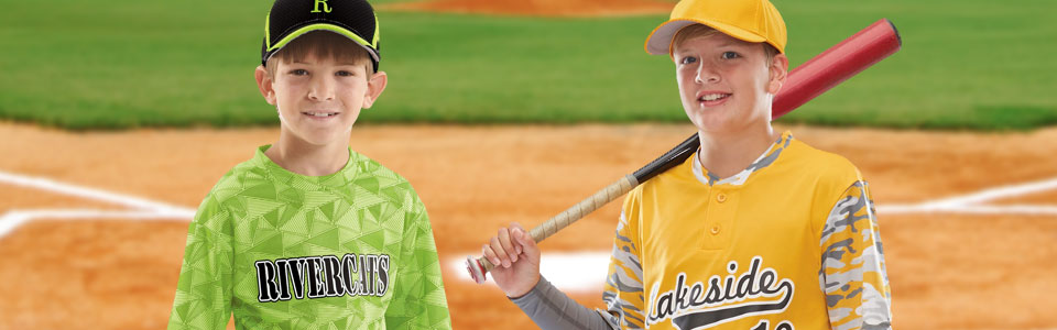 15f40e7d8ef Custom Youth Baseball Uniforms   Jerseys