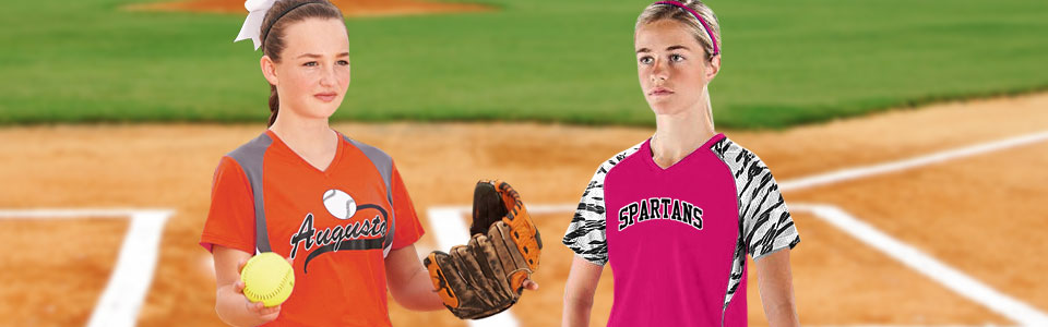 brand new 74c7d e4896 Custom Youth Softball Uniforms & Jerseys | TeamSportswear