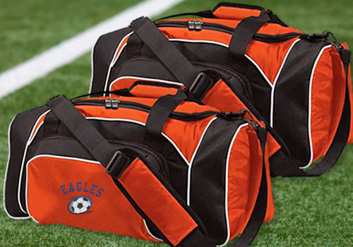 9f931580c30d Use our Online Designer to easily add your team logo, mascot, or personalize  with player names and numbers! Choose a bag now to get started.