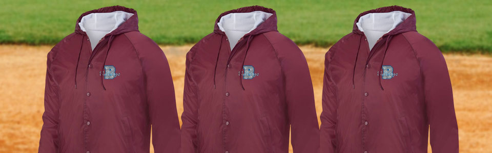 Custom Baseball Team Jackets | TeamSportswear