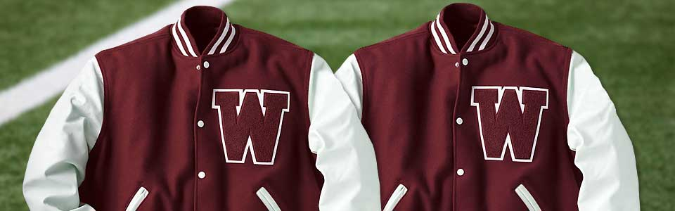dc4ba6ca438 Custom Football Team Jackets | TeamSportswear