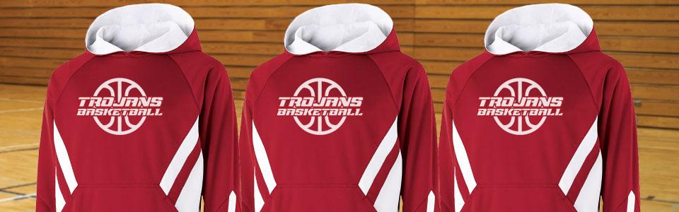 05596e0ef Custom Basketball Sweatshirts   Hoodies