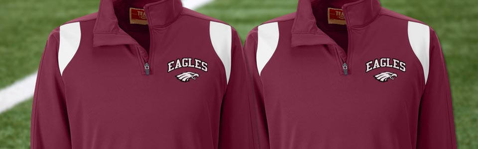 6ef6c54b59d Custom Football Sweatshirts & Hoodies | TeamSportswear