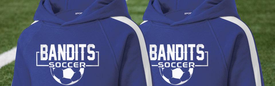Custom Soccer Sweatshirts & Hoodies | TeamSportswear