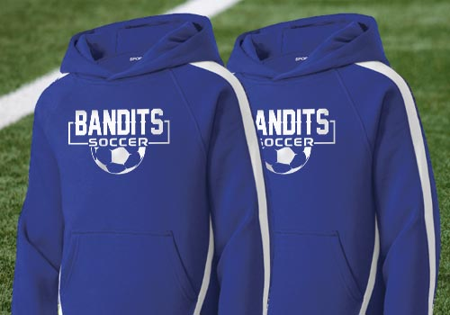 da53971e7005 Shop our huge selection of custom soccer hoodies   sweatshirts in a variety  of styles   colors. Select a product to start designing!