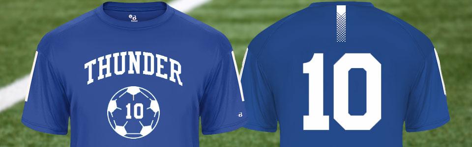bea417de47d Custom Soccer Team T-Shirts