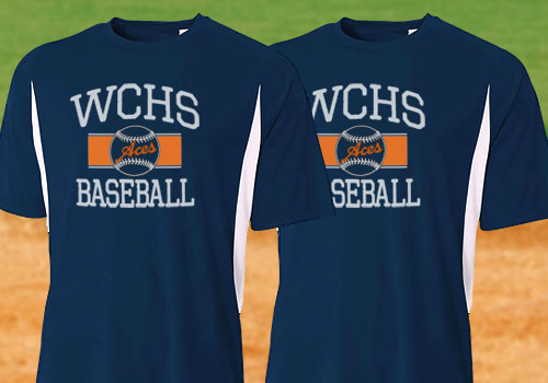 Custom baseball team t shirts teamsportswear for Design your own basketball t shirt