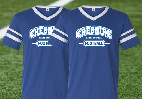 5957668c2e4 The uses for custom team t-shirts are endless! Customize them with your  team motto, mascot, player names and so much more. Choose a t-shirt to get  started, ...